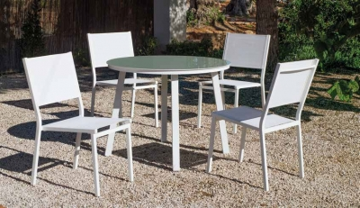 SET COMEDOR CALIFORNIA-SION 100-4